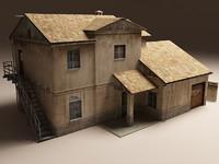 rural house max