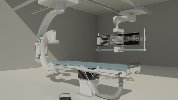 3d model revit medical equipment siemens