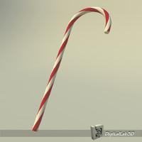 free max mode christmas cane