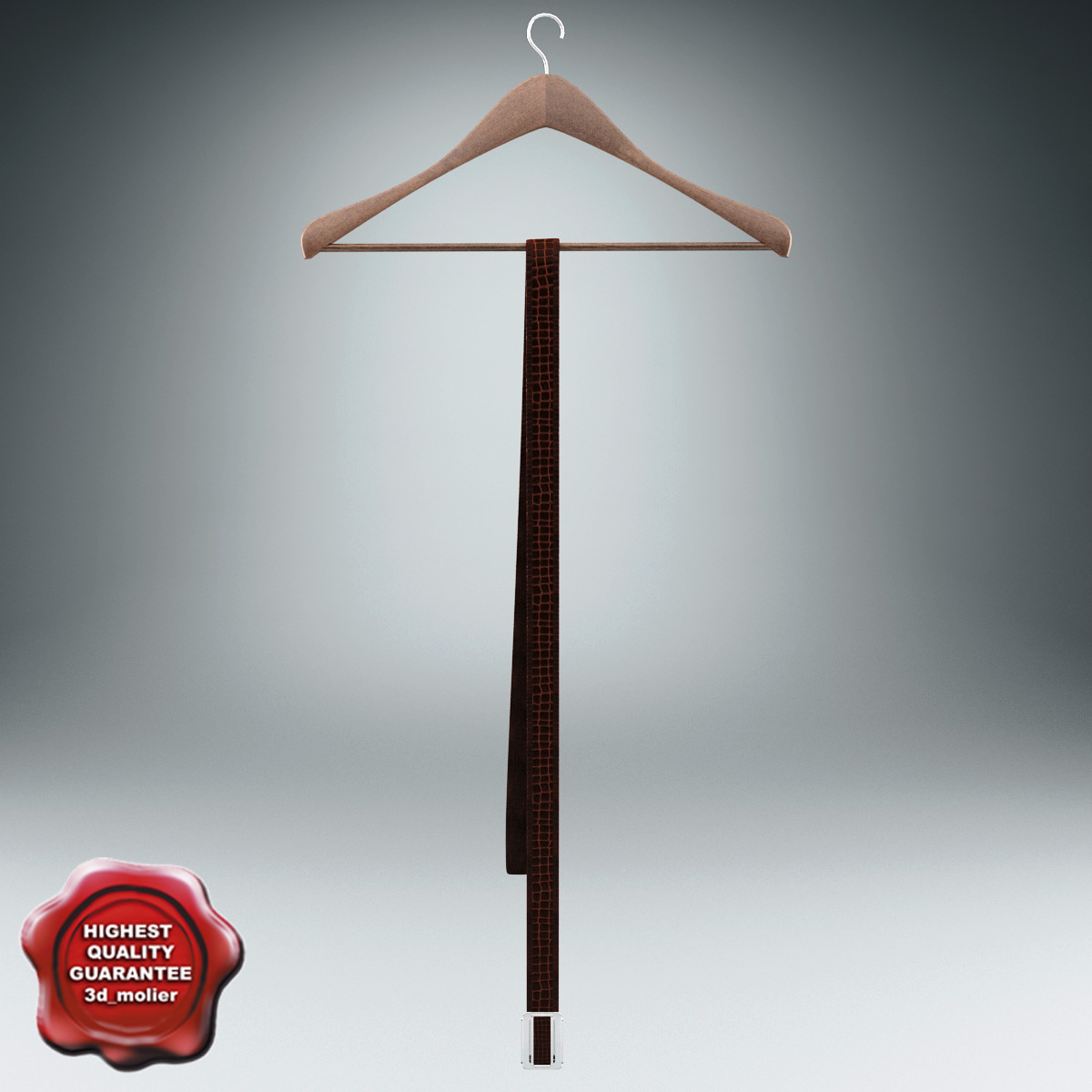 lightwave clothes hanger belt v1