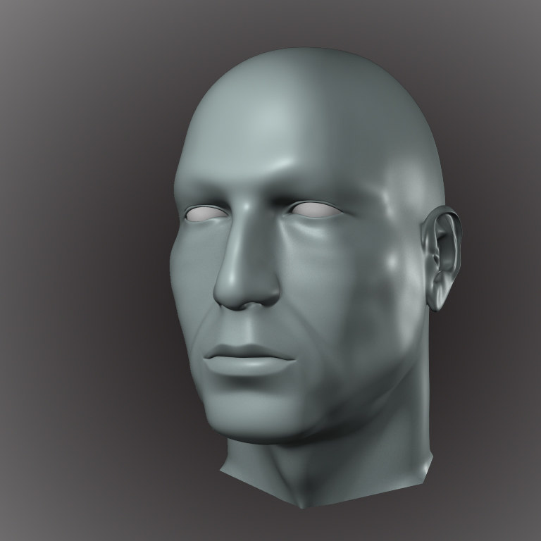 ma human head