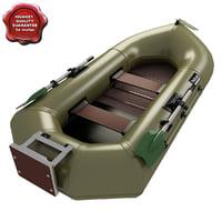 3d inflatable boat v2