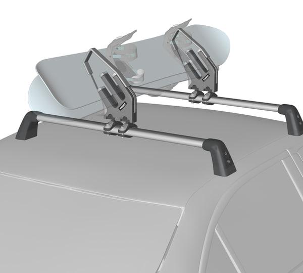 cinema4d car snowboard