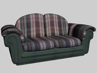 european sofa 3d max