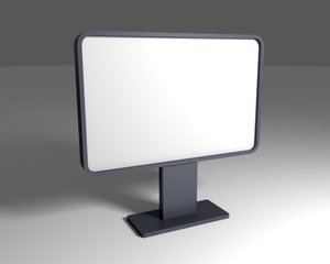 stand 3d 3ds