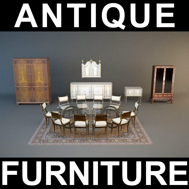 max antique furniture