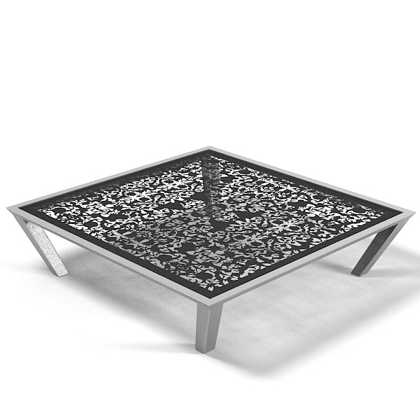 coffee cocktail table max