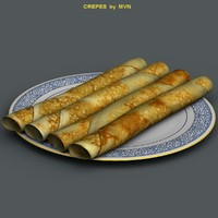 Crepes by MVN