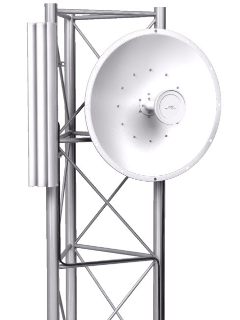 3d wireless pole mast