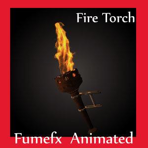 3d torch fx