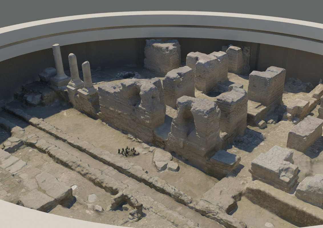 3d site finding istanbul
