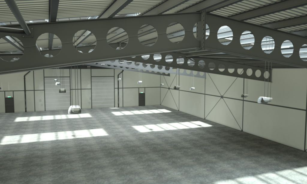 3d 3ds warehouse loading