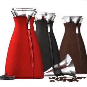 3d eva solo coffee maker