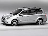 3d kia carnival 2007 car model
