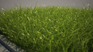 3ds customisable grass