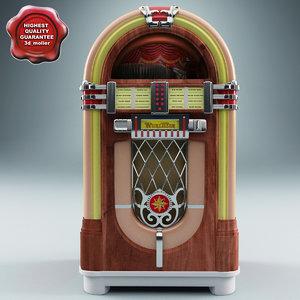 jukebox wurlitzer 3ds