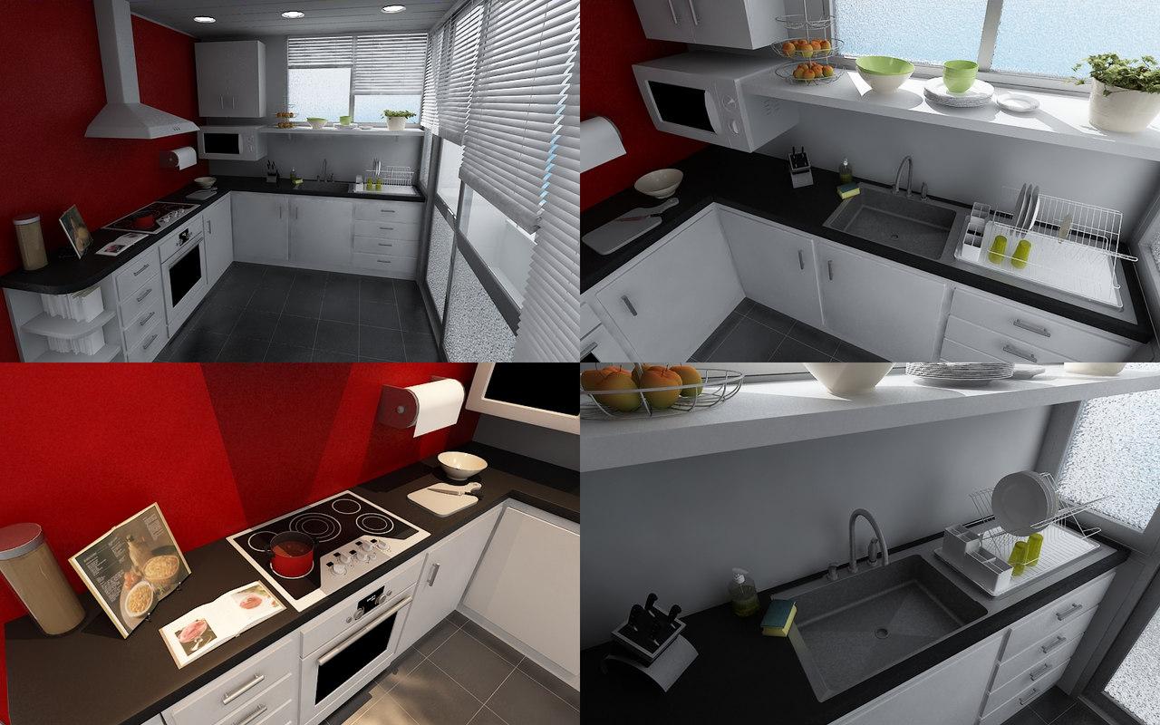 max kitchen d
