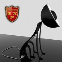 MiCha CatLam: Cat Lamp Design