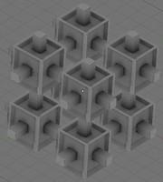 puzzle 3d model