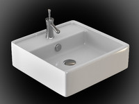 Ceramic sink 3
