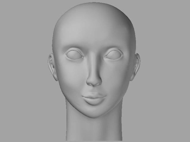 head girl anime 3ds