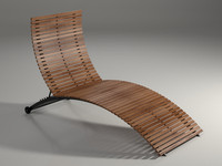 Garden lounge chair  ITER