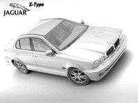 3d x-type sedan