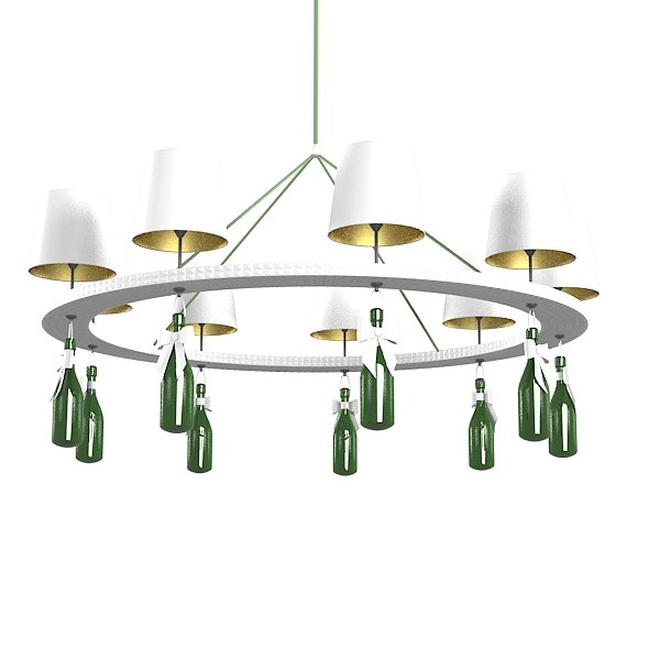 Marcel Wanders Happyhourchandelier Modern Contemporary Designers Chandelier