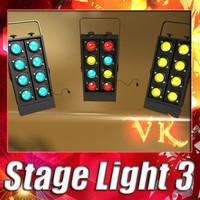 stage light 03 max