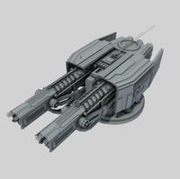 Ion turret class sb-1