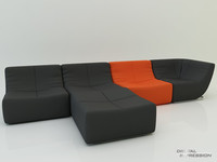 Sofa Room by Muller & Wulff