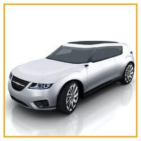 Saab x9