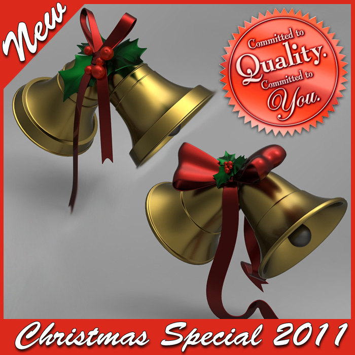 christmas bells special 3d 3ds