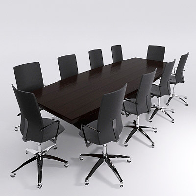 conference table materials max