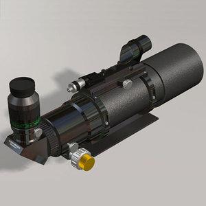 ap traveler telescope max