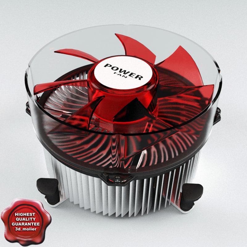 lwo cpu cooler nph 1366