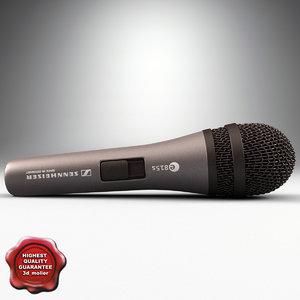 maya dynamic microphone sennheiser e815s