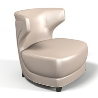 baxter etienne modern low club chair armchair contemporary