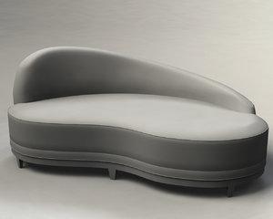 chaise lounge modo max
