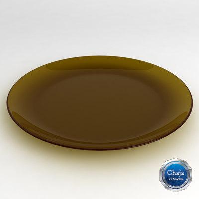 3d dish