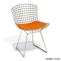 Knoll Bertoia side chair