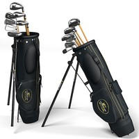 golf cobra sport bags with golf clubs
