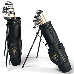 cobra sport bags 3d 3ds