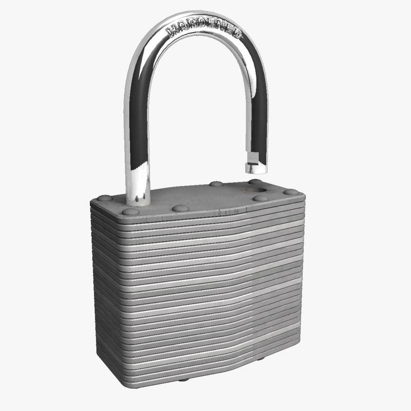 3d key lock
