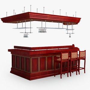 fbx bar counter