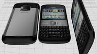 mobile - nokia E5