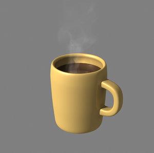 3d mug steam model