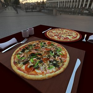 pizza table cloth max