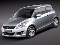 max suzuki swift 2011