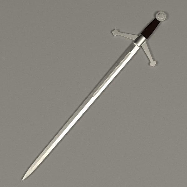 3d 3ds sword